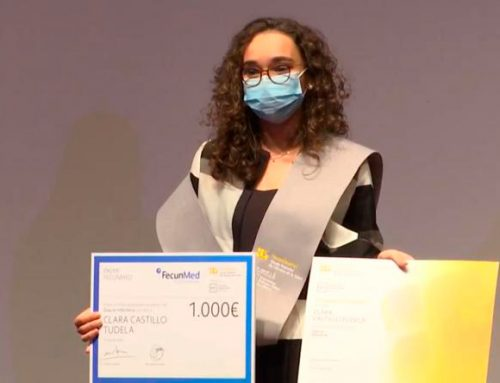 Hablamos con la ganadora del Premio FecunMed al mejor expediente de enfermería de TecnoCampus